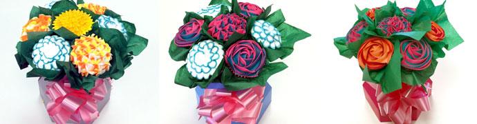 cupcake bouquet decorating course