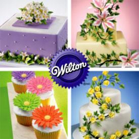 Wilton Course 4: Advanced Gum Paste Flowers