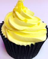 all lemon no drizzle cupcake