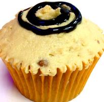 peanut butter nutter cupcake