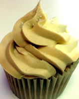 vanilla cola cupcake